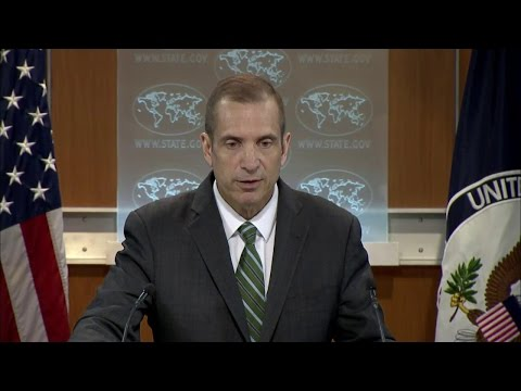 Daily Press Briefing - March 2, 2016