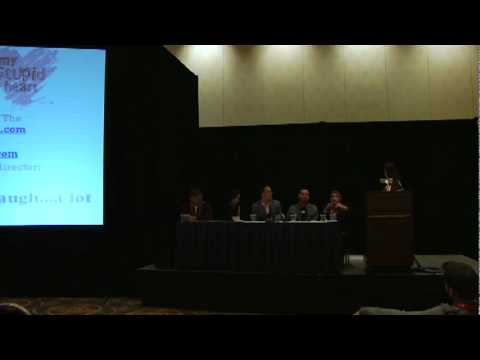 Producers: Pitching Your Web Series - 2012 IAWTV Awards Panel
