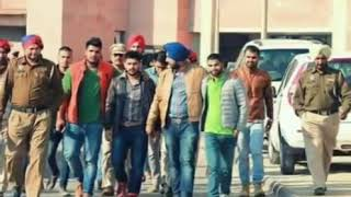 lowrance bishnoi gangster on sumit goswami's haryanvi song