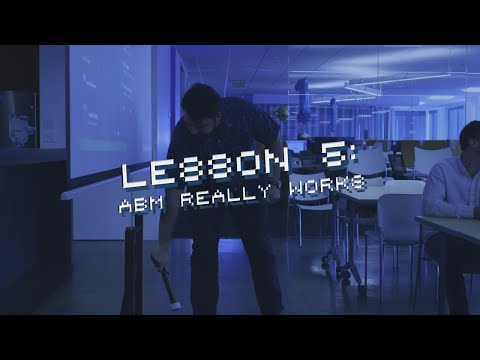 #OneTeam Lesson #5: ABM Works