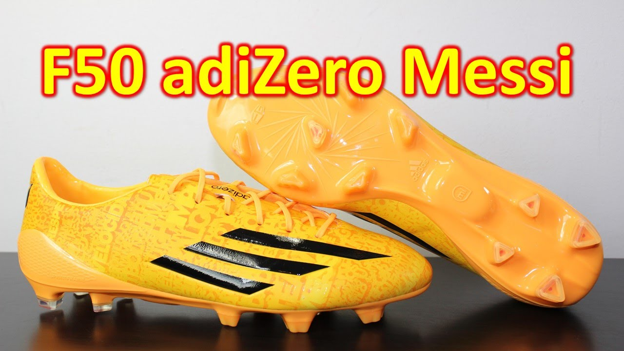 ab94ac376e61 adidas F50 adiZero Messi 2014 Review - Soccer Reviews For You