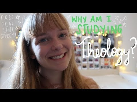 Why am I studying Theology at University?    Chatty Video (AD)