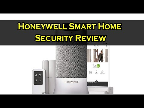 Honeywell Smart Home Security Review