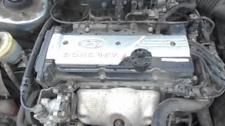 Двигатель 1.5 DOHC G4EC для Hyundai Accent II (+ТАГАЗ) 2000-2012