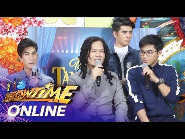 It's Showtime Online: Tuko Delos Reyes shares he still feels nervous