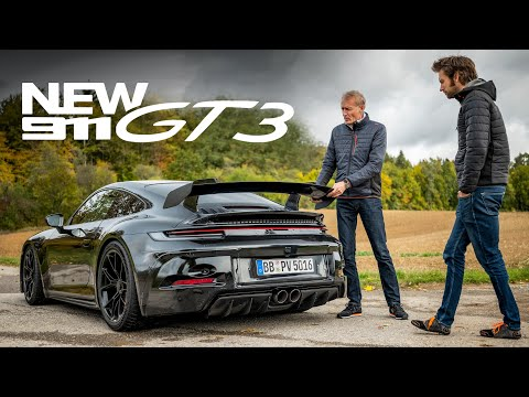 New Porsche 911 GT3 (992 Generation): EXCLUSIVE First Look with Andreas Preuninger | Carfection 4K