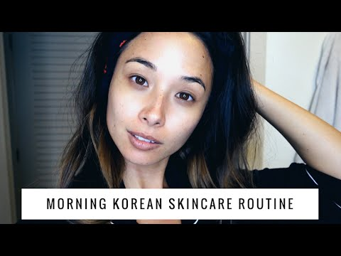 My Morning Korean Skincare Routine | Combo Skin | Steps To Flawless Skin