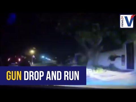 WATCH: Gun drop and run in Cape Town suburb