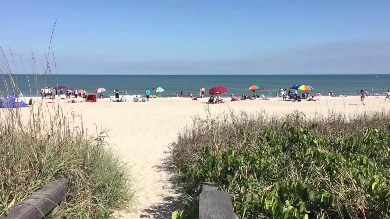Alan Shepard Park Boardwalk Cocoa Beach Florida