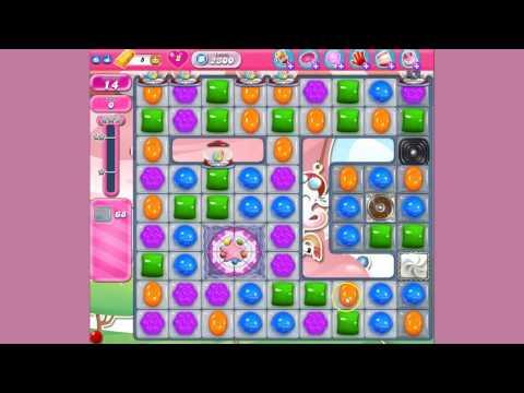 Candy Crush Saga Level 2300 - no boosters [LAST LEVEL!!!]