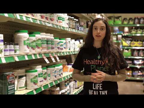 Genuine Health Greens+  - Healthy Planet Product Review
