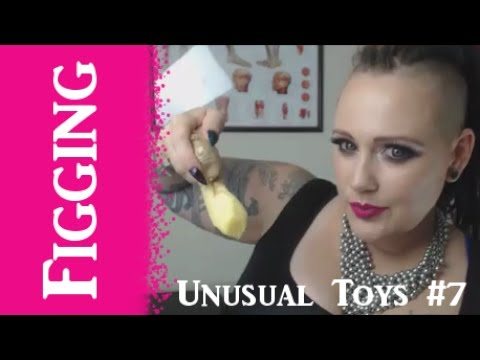 Figging For Kinky Fun Tutorial  F F  Ad Unusual Bdsm Toys  And A Diy Too