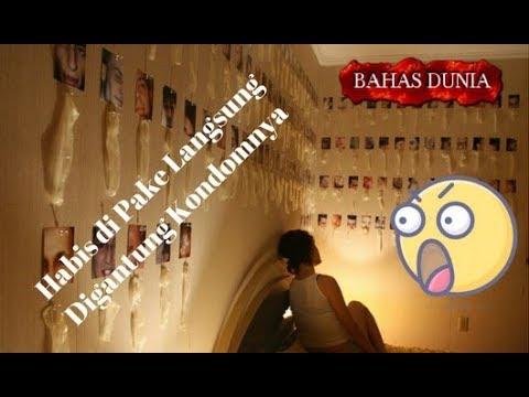Koleksi Kondom Bekas!!! 6 Koleksi Unik dan Aneh Yang Bikin Kalian Geleng-Geleng Kepala #BAHASDUNIA