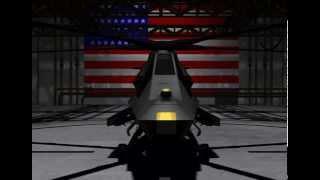 Comanche 3 (PC DOS) longplay