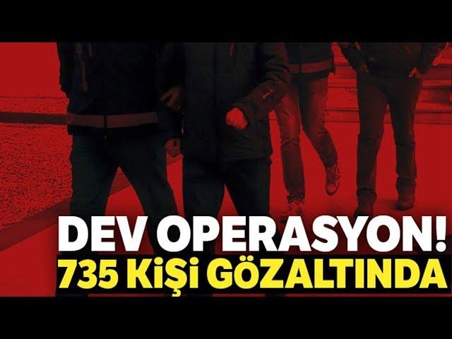 PKK/KCK Terör Örgütü Üyeleri ve Destekçilerine Operasyon