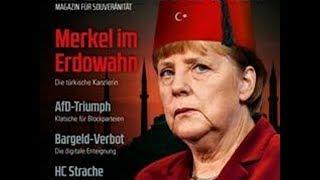 Мигранты погубили Ангелу Меркель