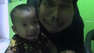 Photo Booth effect Chipmunk - Salsabila