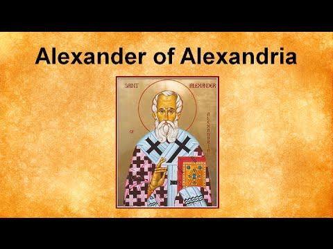 Alexander of Alexandria