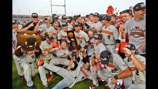 Highlights: Oregon State baseball blanks Arkansas, claims third College World Series title