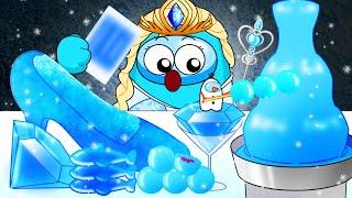 Blue Food Challenge - AMONGUS …