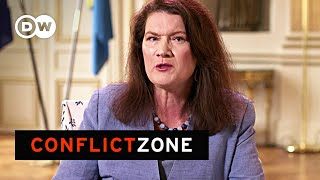'we Managed To Flatten The Curve' - Interview With Sweden's Fm Linde | Conflict Zone