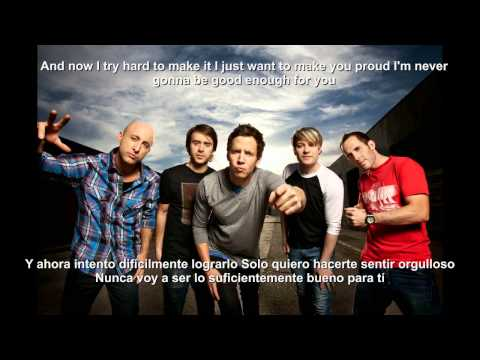 Perfect - Simple plan (LETRA EN ESPAÑOL E INGLES)
