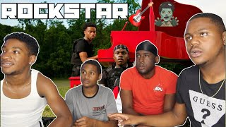 DaBaby - Rockstar feat. Roddy Ricch (Official Music Video) *REACTION*