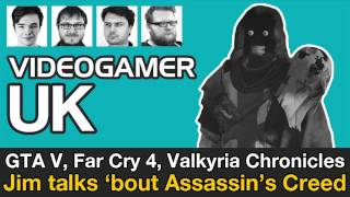 GTA 5, Assassin's Creed, Far Cry 4 - The VideoGamerUK Podcast - VideoGamer