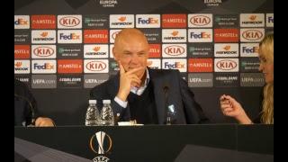 Presskonferens efter MFF:s seger mot Besiktas JK