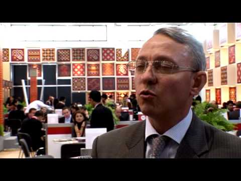Charles De Foucault, General Manager, AYANA Resort & Spa Bali @ ITB 2010