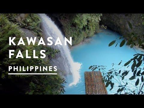 CANYONEERING & WHALE SHARKS PHILIPPINES   Cebu Travel Vlog 020, 2017  