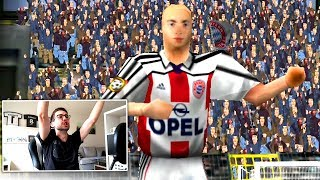 MEIN ALLERERSTES FIFA !!! 1⃣😂 FIFA 2001 Bundesliga Stars Retro Karrieremodus