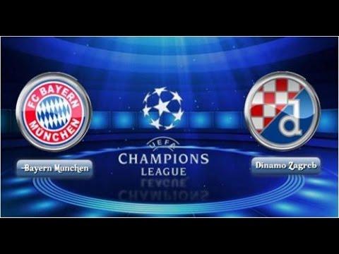 Bayern Dinamo Zagreb