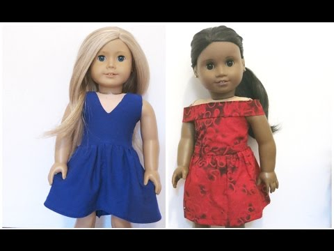 sewing-american-girl-doll-dresses-(easy)!