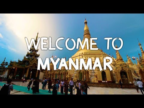 HOW TO TRAVEL MYANMAR - A Backpacking Documentary - Episode 2