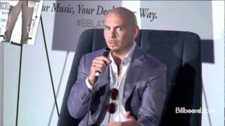 Pitbull Panel Q&A @ 2012 Billboard Latin Music Conference