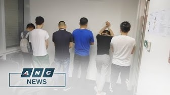PH authorities arrest over 200 Chinese nationals for alleged illegal online gambling | ANC News