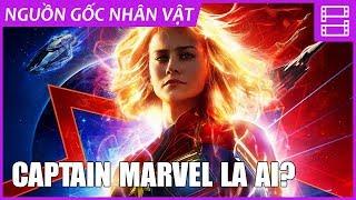 Infinity War - CAPTAIN MARVEL LÀ AI?
