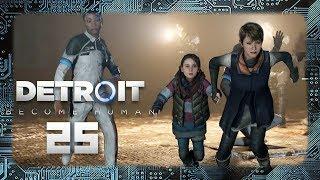 Let's Play Detroit: Become Human - Part 25 - Finale korrigieren - K...
