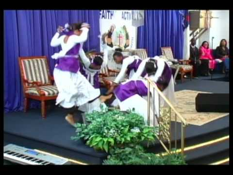 Dunamis Praise Dancers- Incredible God, Incredible Praise