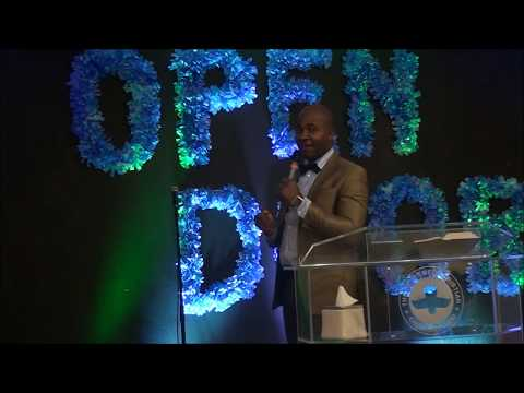 RCCG San Diego - The Key of David -by Deacon Abraham Udom