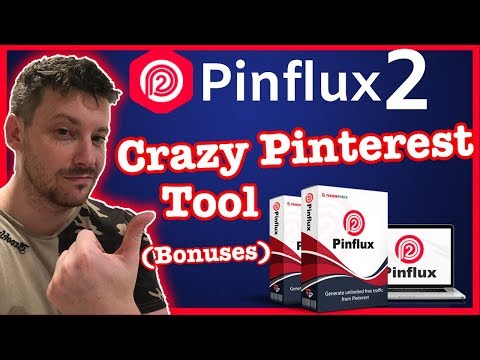 Pinflux 2 Review 2019 (Includes BONUSES + Discount) ✅. http://bit.ly/2ZtGm1W