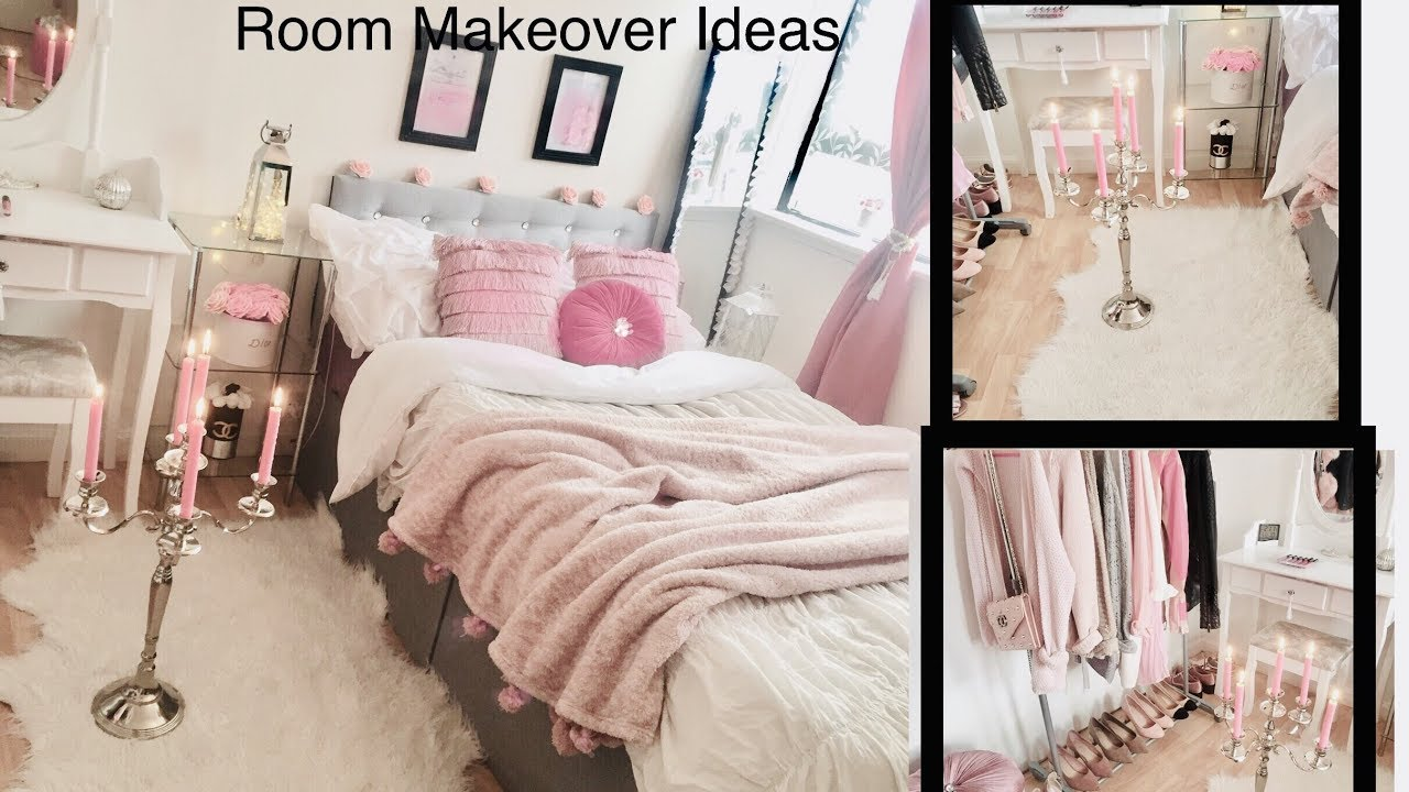 Tiny House Bedroom Makeover Ideas 15 Room Makeover Ideas Pinterest Inspired Youtube