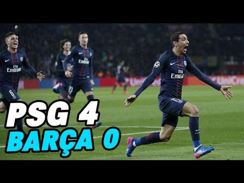 PSG-Barça : 4-0   Emery dévoile les coulisses de l'exploit !