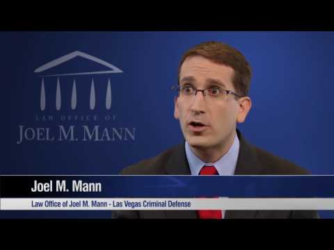 Las Vegas Casion Marker Attorney Joel Mann Defends Accusations of Casino Fraud