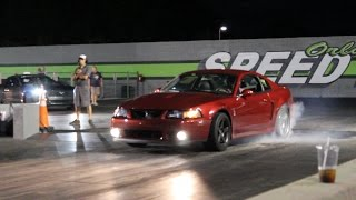 2003 Cobra 1/4 Mile in Car 11.7 @ 117 MPH thumbnail