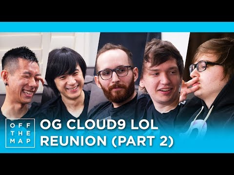 Cloud9 LoL Season 3 Reunion (Part 2) | Off the Map - HTC Esports