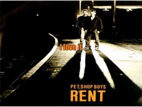 Karaoké Pet Shop Boys   Rent