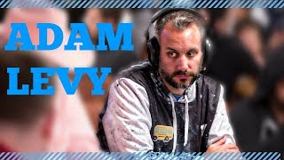 "How Did Adam ""Roothlus"" Levy Predict his World Series of Poker Main Event Run?"