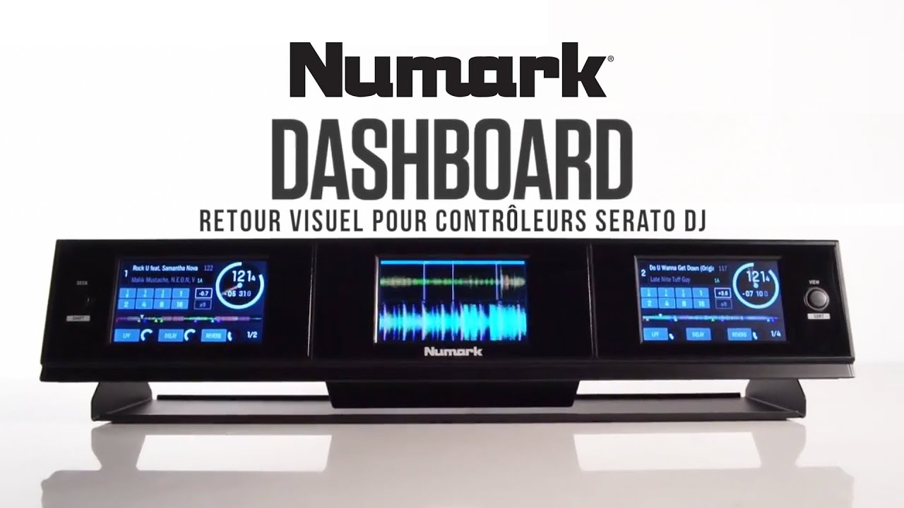 Numark Dashboard DJ Display Drivers (2019)